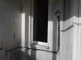 Пример монтажа сплит-системы в два этапа в квартире